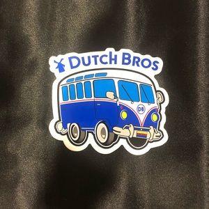 Dutch Bros Sticker
